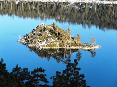 vuelta al lago tahoe