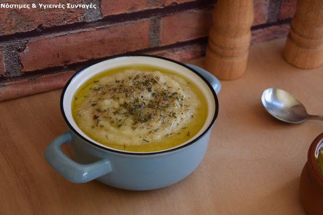 Νόστιμες κ Υγιεινές Συνταγές: Βελουτέ, λεμονάτη φασολάδα με χειμωνιάτικα λαχανικά