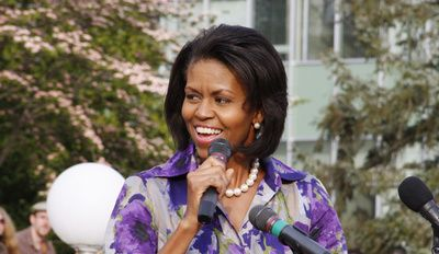 Michelle Obama Takes On Racism In Moving Graduation Speech (Video)