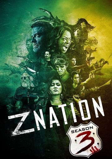 Z nation season 3 baby