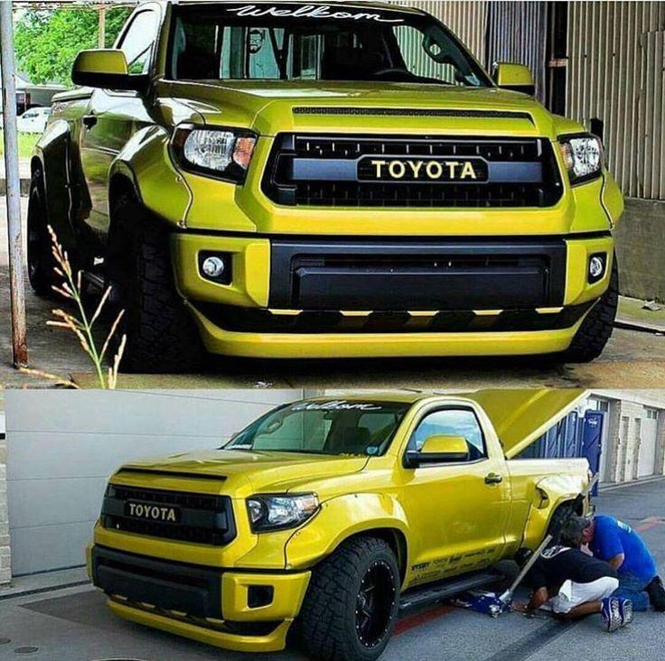 Top Gear Rutledge's Toyota Tundra