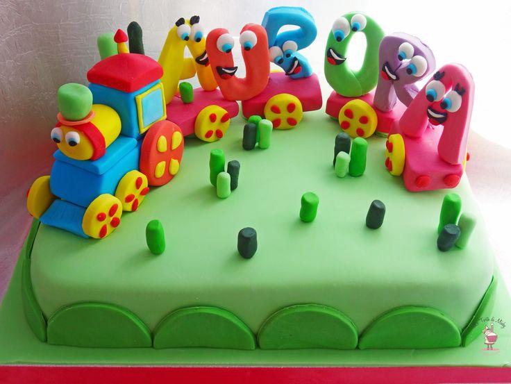 Bob's Train Cake - Torta Bob, il treno