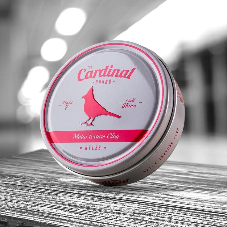The Cardinal Brand ATLAS Mens hair product
