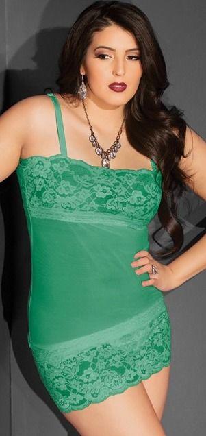 419 best Sexy Plus Size Lingerie images on Pinterest ...