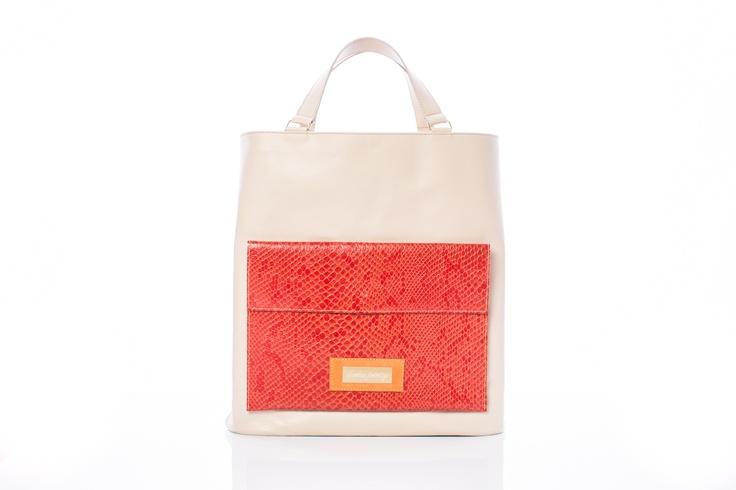 Dorka Petrity (Hungary) - handbags & accessories | 100% leather, handmade, dressy,
