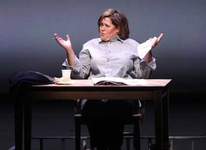 Why Anna Deavere Smith Plays Both Devils and Saints