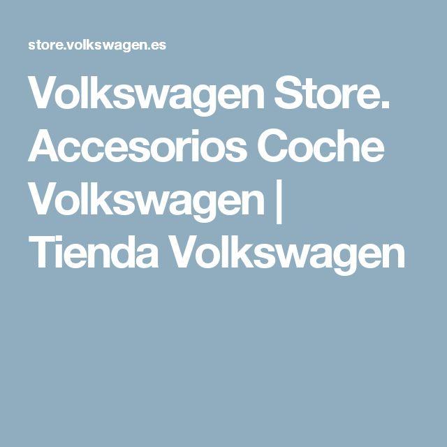 Volkswagen Store. Accesorios Coche Volkswagen | Tienda Volkswagen