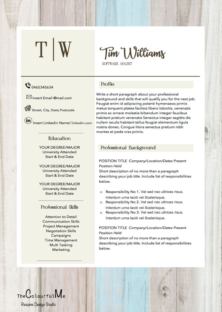 47 best RESUME images on Pinterest | Lebenslauf, Seitenlayout und ...