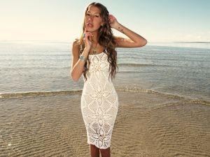 Emma O Clothing beautiful crochet dresses