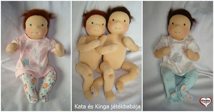 Gledita baby dolls for playing by #gleditacreative http://gledita.hu