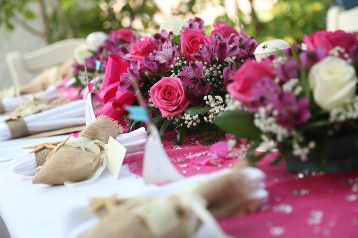 Wedding flower ideas - http://www.kefaloniawedding.com/