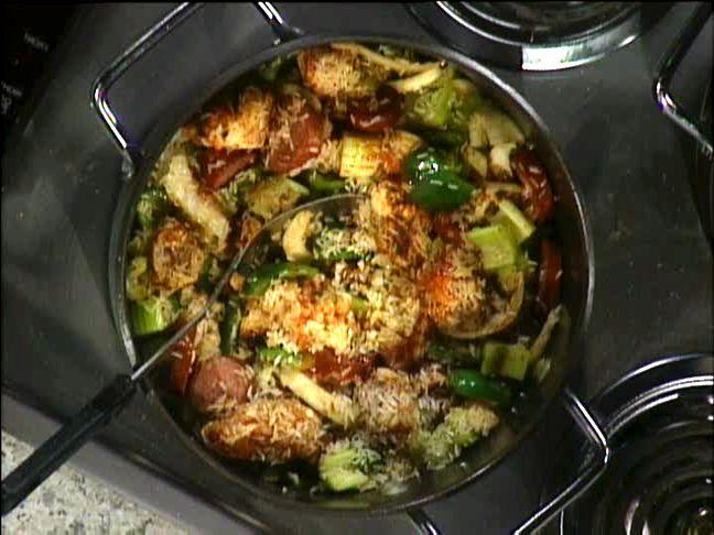 Cajun Jambalaya Recipe : Emeril Lagasse : Food Network - FoodNetwork.com