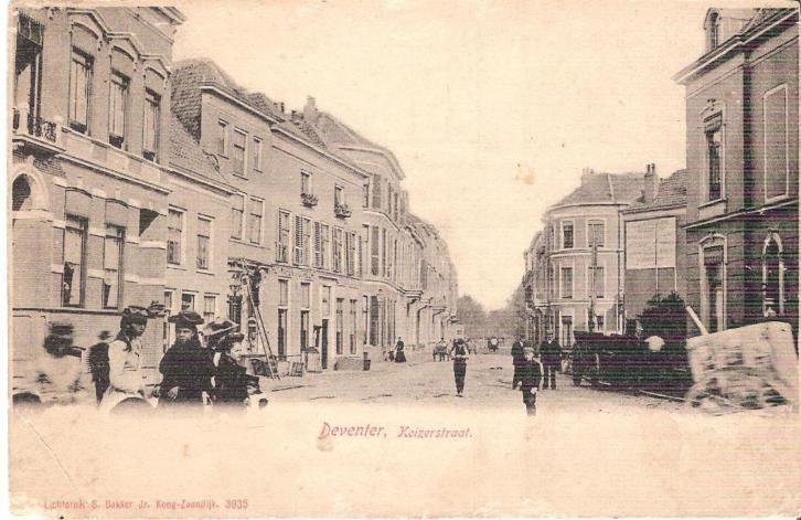 Deventer, Keizerstraat