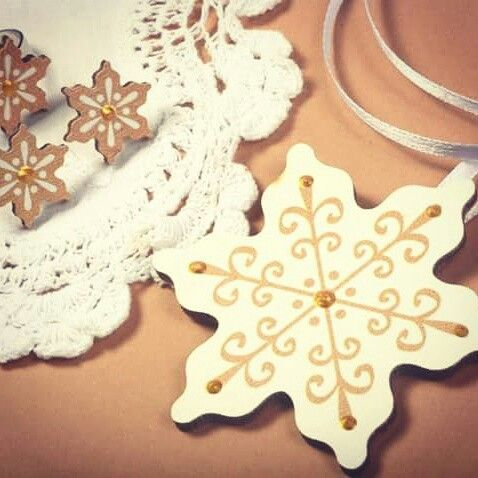 Mintapalinta POP Snowflake set