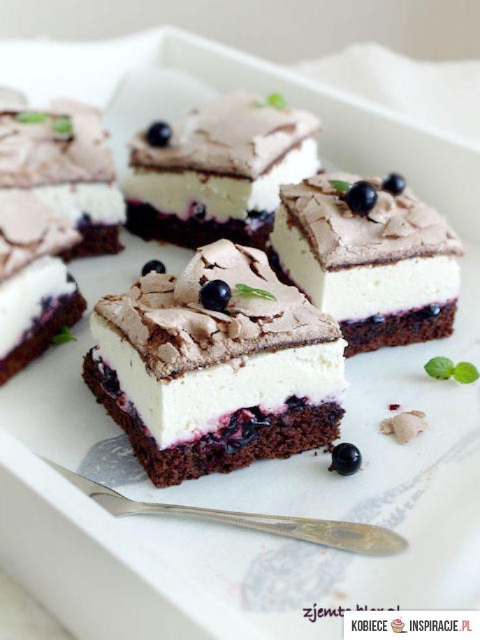 Ciasto Cassis - Kobieceinspiracje.pl