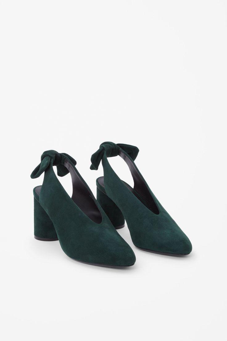 Chaussures De Sport Pour Les Femmes En Vente, Vert Sombre Forêt, Suède, 2017, 35 Oie D'or