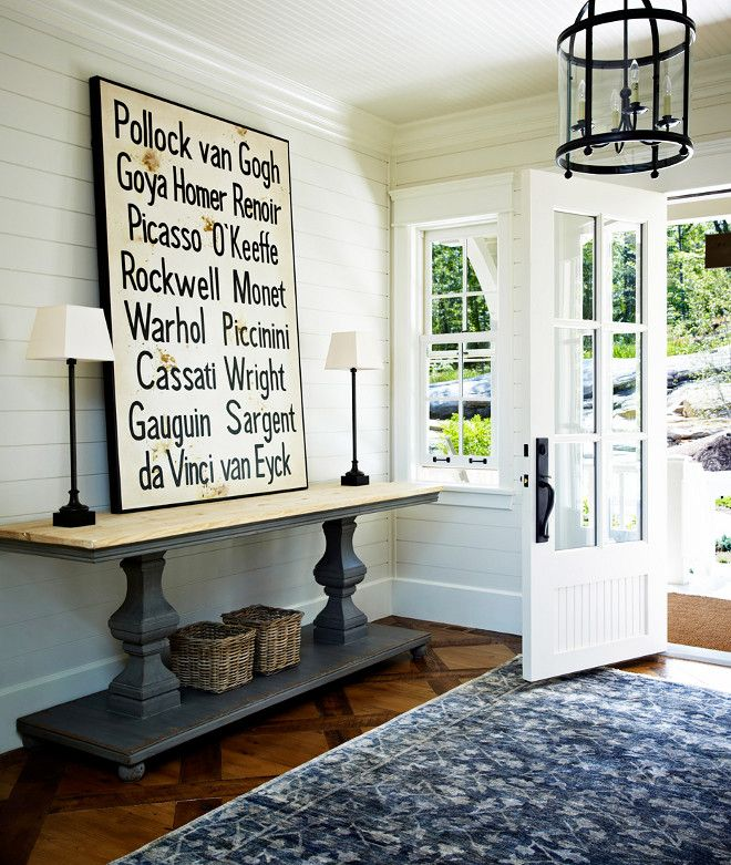 White Painted Interior Small: 25+ Best Shiplap Paneling Ideas On Pinterest