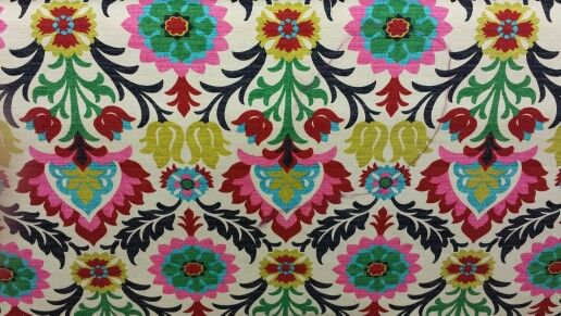 Hobby Lobby fabric for curtains - option for baby girl room?