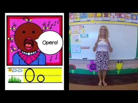 The Phonics Dance! Official Video with author creator Ginny Dowd - YouTube