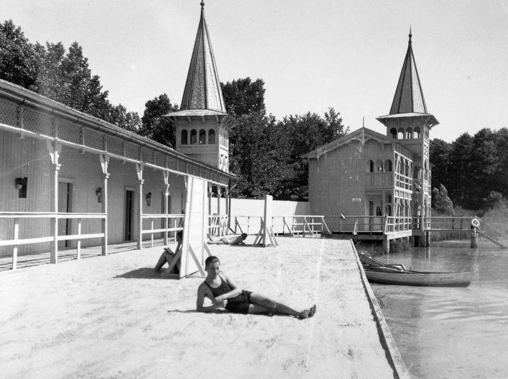 Tófürdő- 1937