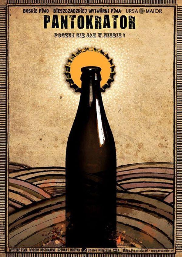 Ryszard Kaja, Pantokrator Beer Promotion, 2015