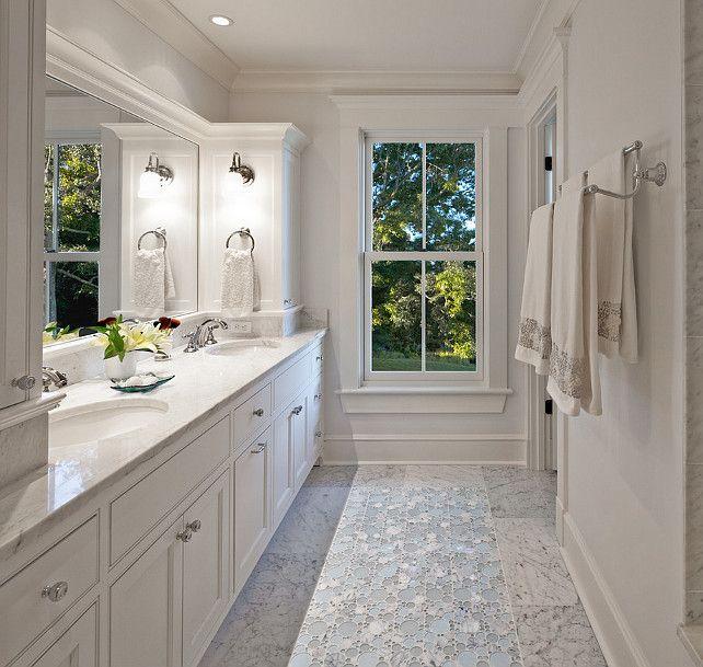 17 best images about bathrooms on pinterest shower tiles for Bathroom flooring options
