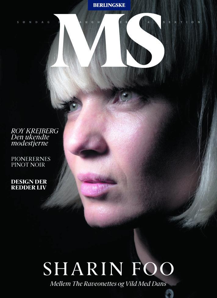MS. 2015. Vinder European Newspaper Award. Foto Søren Bidstrup