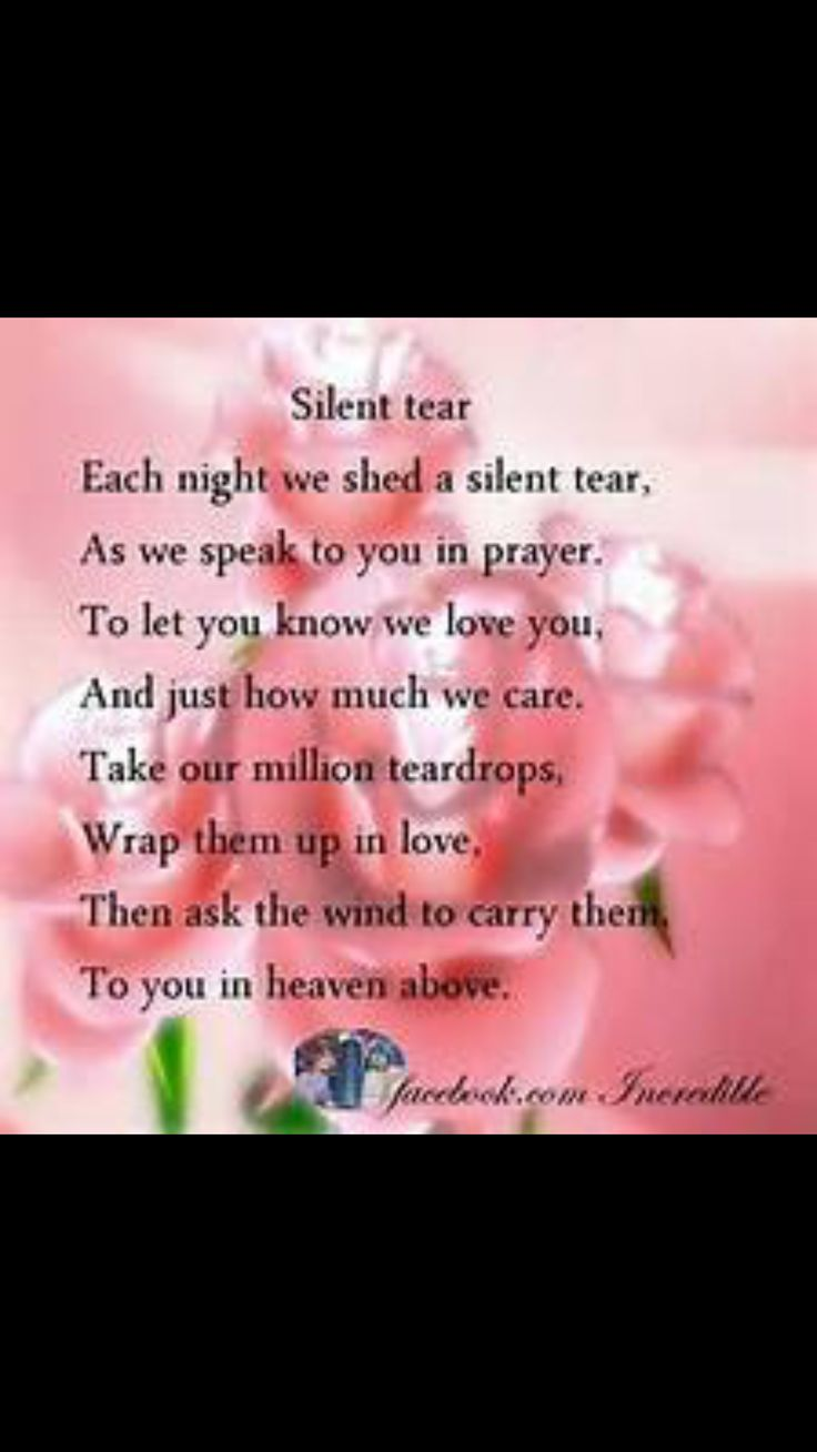 i miss you prayer anniversary for my mom on the 1 year via Relatably Grief Pinterest