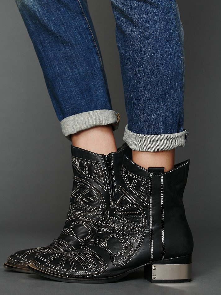 Jeffrey Campbell Cavalier Boot - saw these in person...Santa, I've been very good this year! (Please?! Black Size 8)