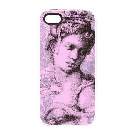 Medusa Pink iPhone 5/5S Tough Case