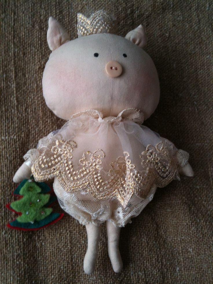 T ilda-princess Pig Frosja:))