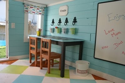 Love the flooring and wall colours for summer house interior