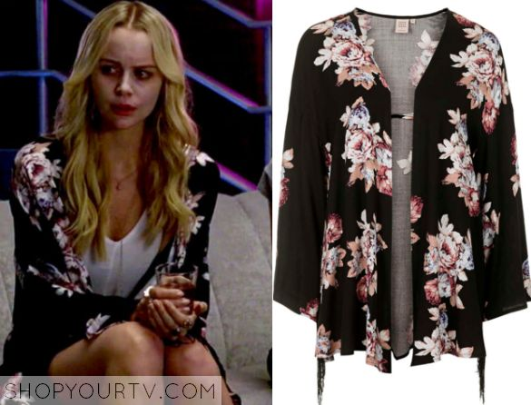 American Horror Story: Season 5 Episode 6 Agnetha's Floral Kimono