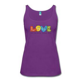 LOVE - Let´s create love - wherever we go!
