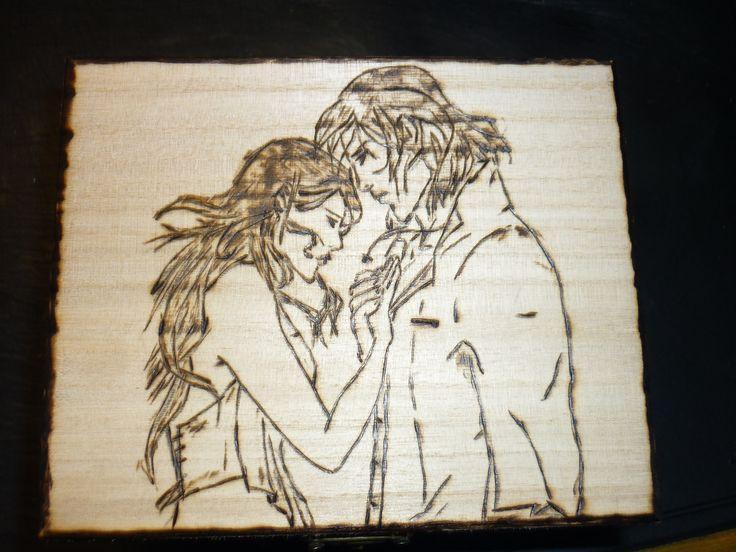 szkatułka Akademia Wampirów