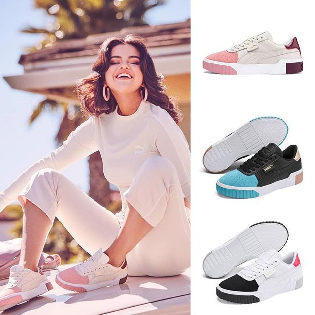 camino Perversión Ciudad Menda  Selena Gomez keeps her summer style fresh with The Cali Remix Selena Gomez  is known for her classic style but she still likes … | Ropa, Outfits,  Zapatos deportivos