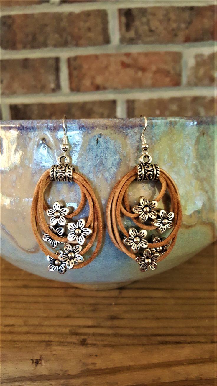 Lasso Style Earrings