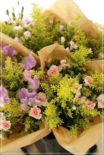 ■Flower noteのこと■ ■ フラワーギフトのご注文方法■ ■Flower noteの作品集■ ■「小さなお花の教室 」■ ■現在募集中のレッスン■…