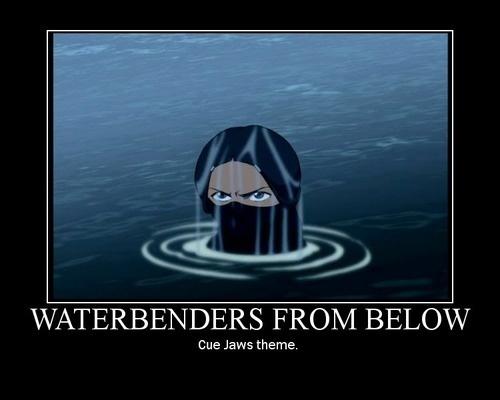 :D Water Tribe Katara Ninja.