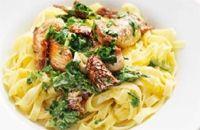 Italiensk kycklingpasta