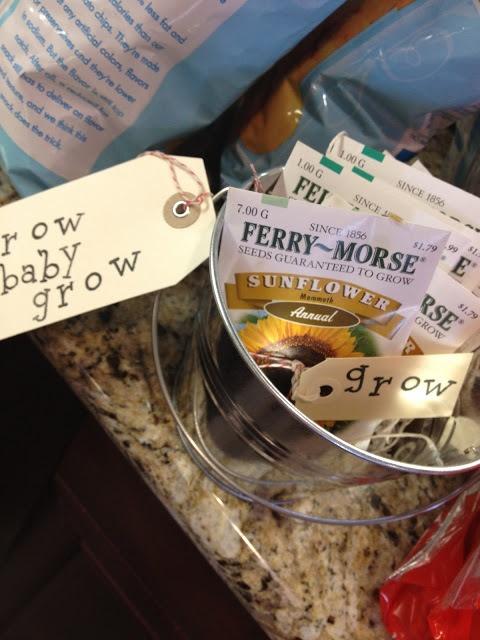 Backyard Baby-Q « Fancy Ashley~sunflower seed favors.