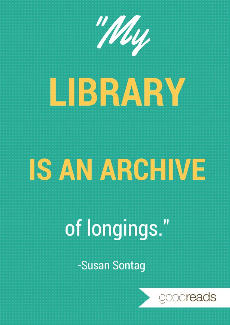 Happy National Library Week!
