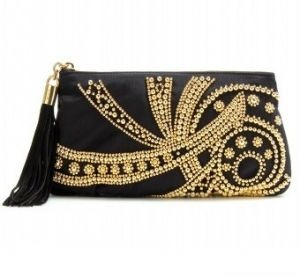 EMILIO PUCCI BEAD EMBELLISHED CLUTCH WITH TASSELED PULL.jpg