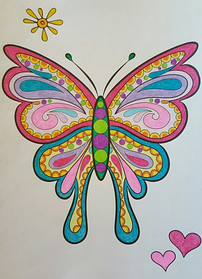 Butterfly From Dont Worry Be Happy By Thaneeya McArdle