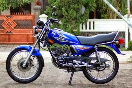 ide modifikasi motor yamaha rx king