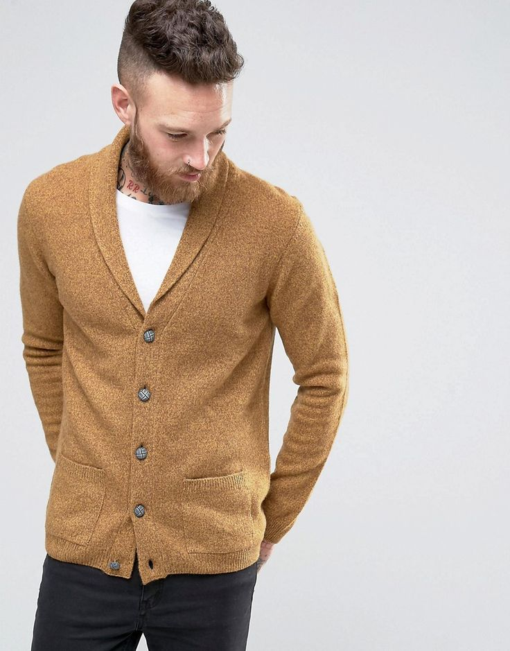 Get this Asos's oversized cardigan now! Click for more details. Worldwide  shipping. ASOS
