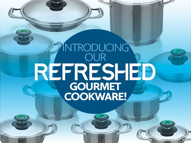 Find out more about the AMC Refreshed range!
