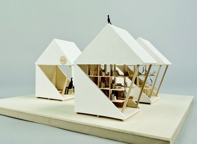 On Designboom: Modular disaster relief housing built by affected communities
