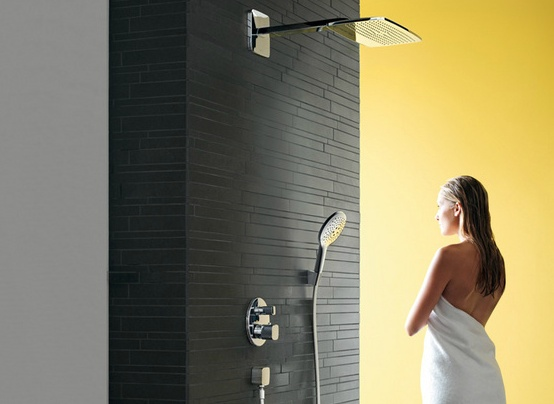serenity at its finest modern bathrooms hansgrohe available at astro design centre ottawa - Bathroom Design Ottawa
