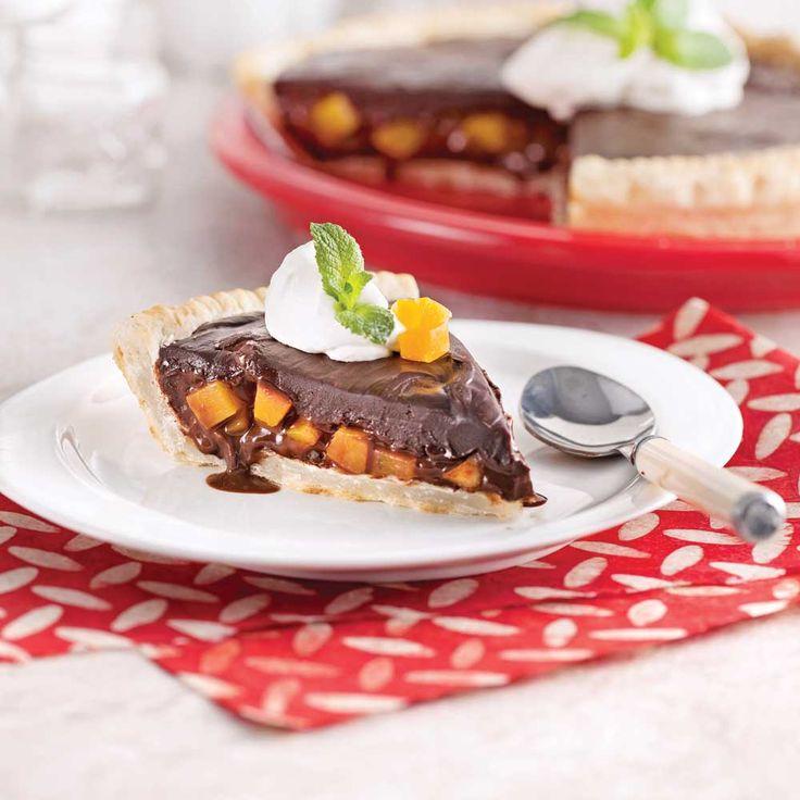 N'hésitez pas à remplacer les mangues par des fraises, des cerises, des poires ou des pêches!